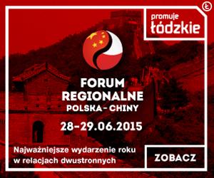Forum Regionalne Polska-Chiny