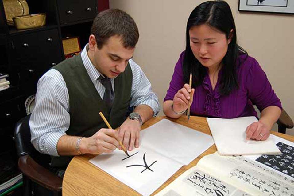 Lekcje chińskiego indywidualne