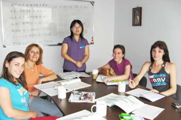 Kursy chińskiego grupowe 06